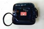 Toyota Hiace van fuel flap cover dark blue 2006-2010