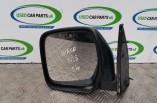 Toyota Hiace 2001-2006 wing door mirror manual passengers front