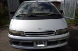 Toyota Estima Lucida Emina door window glass drivers front 1996-1999