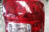 Toyota RAV4 XT4 drivers side rear tail light brake lamp lens 2003-2006