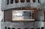 Toyota Urban Cruiser 1 4 D4D diesel alternator 27060-33100 104210-2520
