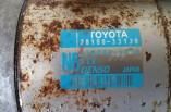 Toyota Urban Cruiser starter motor 1.4 D4D 2009-2014 28100-33120