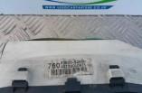 Toyota Yaris 1.4 D4D speedometer clocks 83800-52650 457300-0971