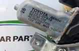 Toyota Yaris 3 door drivers front window motor electric TR 85701-0F010