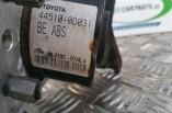 Toyota Yaris ABS Pump MK2 44510-0D031 BE ABS
