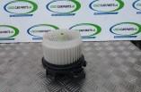 Toyota Yaris heater blower motor 2011-2014 MK3