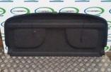 Toyota Yaris MK3 Design 2016 rear black parcel shelf cover straps