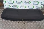 Toyota Yaris MK3 black parcel shelf load cover blind