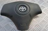 Toyota Yaris SR steering wheel airbag 2003