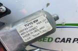 Toyota Yaris TR MK2 Window Motor drivers front 85710-0D020D