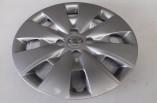 Toyota Yaris TR wheel trim hub cap cover 15 inch 8 spoke 42602-0D140 2006-2012