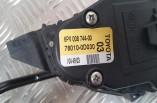 Toyota Yaris accelerator throttle pedal electronic 78010-0D030 1999-2006