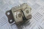 Toyota Yaris boot catch mechanism latch 1999-2005