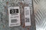 Toyota Yaris converter control unit assy module G92C0-52011 2009
