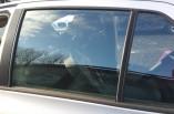 Toyota Yaris door glass window passengers rear door left 5 door 2007
