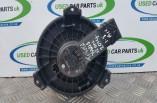 Toyota Yaris heater fan blower motor 11Q30 AV1260