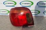 Toyota Yaris passengers rear tail light brake lamp 2003-2006