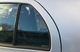 Toyota Yaris quarter window glass passengers rear left door 2006-2011