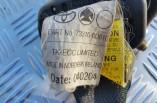Toyota Yaris middle rear centre seat belt 73310-0D010 1999-2005