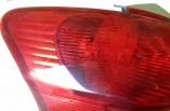 Toyota Yaris rear tail light brake lamp passengers rear left TR 2009-2012 5 door