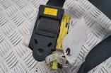Toyota Yaris seat belt drivers front right 3 door 1999-2003 dark grey