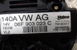 VW Golf MK5 alternator GT TDI 2.0 litre diesel 06F903023C 2004-2009