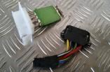VW Golf MK5 FSI heater card element resistor with wiring