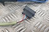 VW Polo MK3 6N door mirror drivers 5 wire plug