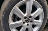 VW Polo MK5 SE alloy wheel marks