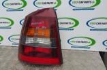 Vauxhall Astra 1998-2005 MK4 rear tail light brake lamp passengers