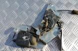 Vauxhall Combo van drivers back door lock motor mechanism 2006