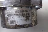 Vauxhall Corsa 1.3 CDTI brake vacuum pump 55221036 2007-2016