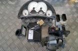 Vauxhall Corsa C 1.2 engine ecu lock set key 55350552 2001-2006