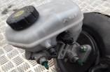 Vauxhall Corsa C 1.2 brake servo and brake master cylinder 90576563 2001-2006