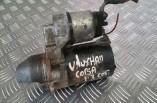Vauxhall Corsa C 1.3 CDTI starter motor 2003 2004 2005 2006