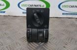 Vauxhall Corsa C Design headlight fog light switch controls