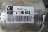 Vauxhall Corsa C electric power steering pump motor 13136674 001407140