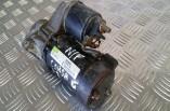 Vauxhall Corsa C starter motor 1.2 petrol 09130838 D6RA162