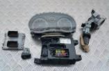 Vauxhall Corsa D 1.0 ecu lock set ignition barrel key 55557932 0261208939