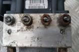 Vauxhall Corsa D 1 2 ABS Pump Bosch 13282282 FE 0265232288
