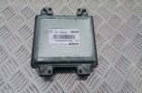Vauxhall Corsa D 1.4 engine ECU control unit 55590552 12636386