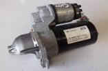 Vauxhall Corsa D 1.4 starter motor automatic 55578921 0001107522