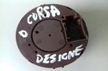 Vauxhall Corsa D Design headlight adjustment switch control 13249403 EH