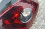 Vauxhall Corsa D SXI rear light marks on lens drivers