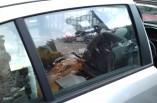 Vauxhall Corsa D door window glass drivers back door rear right 5 door 2007-2014