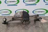 Vauxhall Corsa D front wiper motor linkages Mechanism 13182342