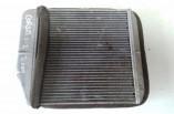 Vauxhall Corsa D heater matrix radiator