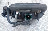 Vauxhall Corsa D 1.2 inlet manifold injectors 55557906 0280600063 1.2 petrol