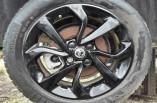 Vauxhall Corsa E SRI alloy wheel 16 inch black 8 spoke 2015-2019