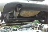Vauxhall Corsa E SRI rear axle beam disc brake hubs ABS 2015-2019